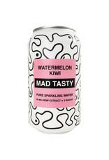 Mad Tasty Mad Tasty Hemp Water Watermelon Kiwi 20mg CBD