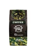 Outbreak Nutrition Outbreak Nutrition CBD Dark Roast Coffee 12oz