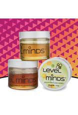 Level Minds Level Minds CBD Honey 100mg Wild Flowers 2oz