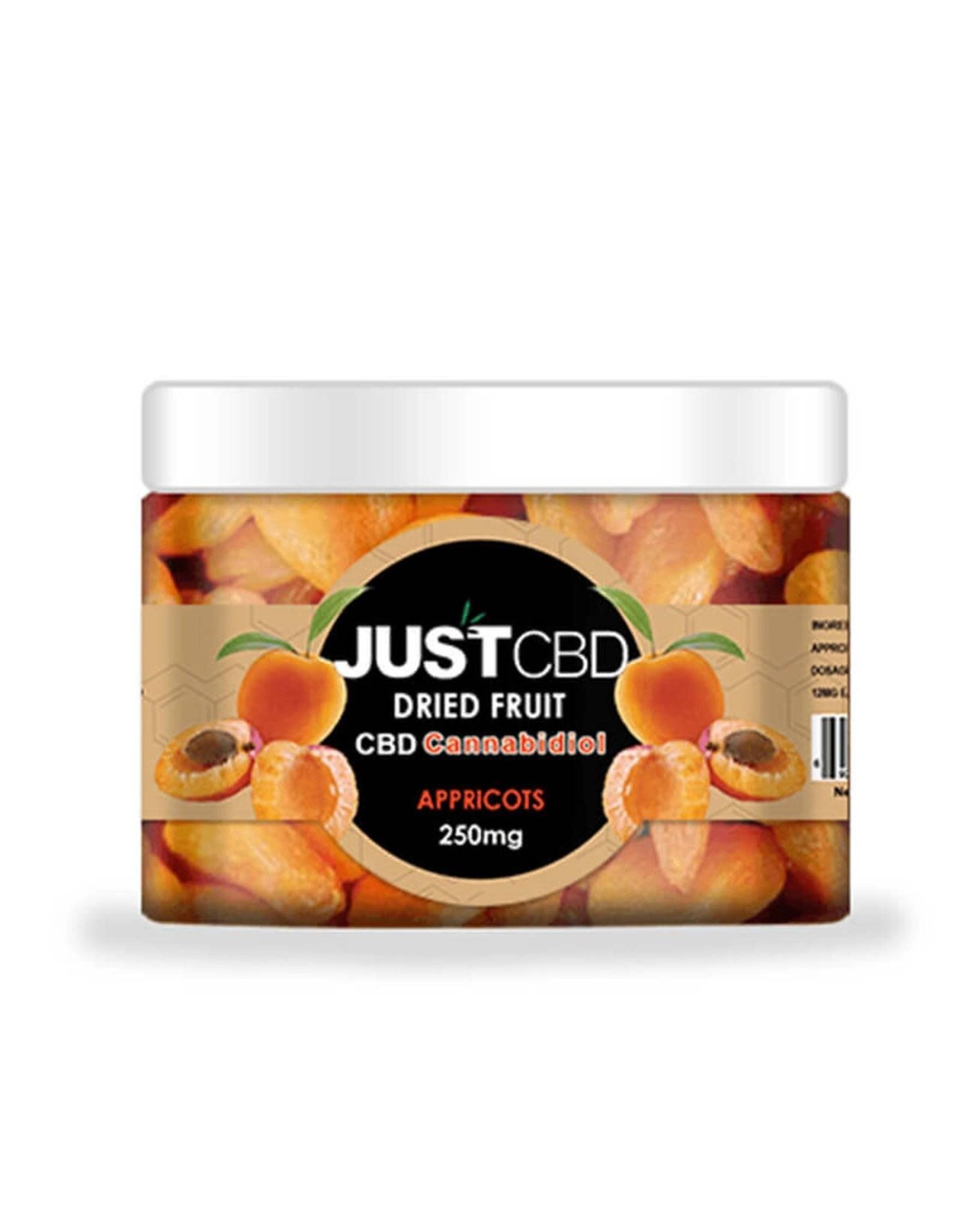 Just CBD Just CBD Dried Apricots 250mg 130gr