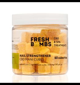 Fresh Bombs CBD Nail Strengthener 5mg 60ct
