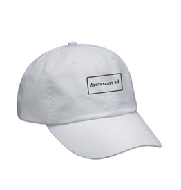 Adams Adams Optimum Hat - White