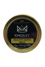 Kingsley Kingsley Healthy Hand Balm 150mg 1oz