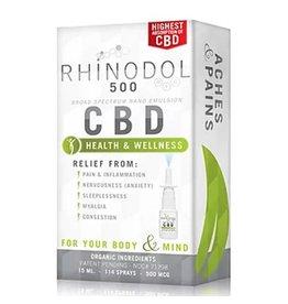 New Leaf New Leaf CBD Nasal Spray Rhinodol 500mg 15ml