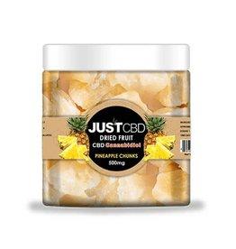 Just CBD Just CBD Dried Pineapple 500mg 180gr