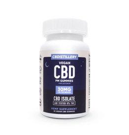 CBDistillery CBDistillery Isolate  Nightime Gummies 30mg 25ct