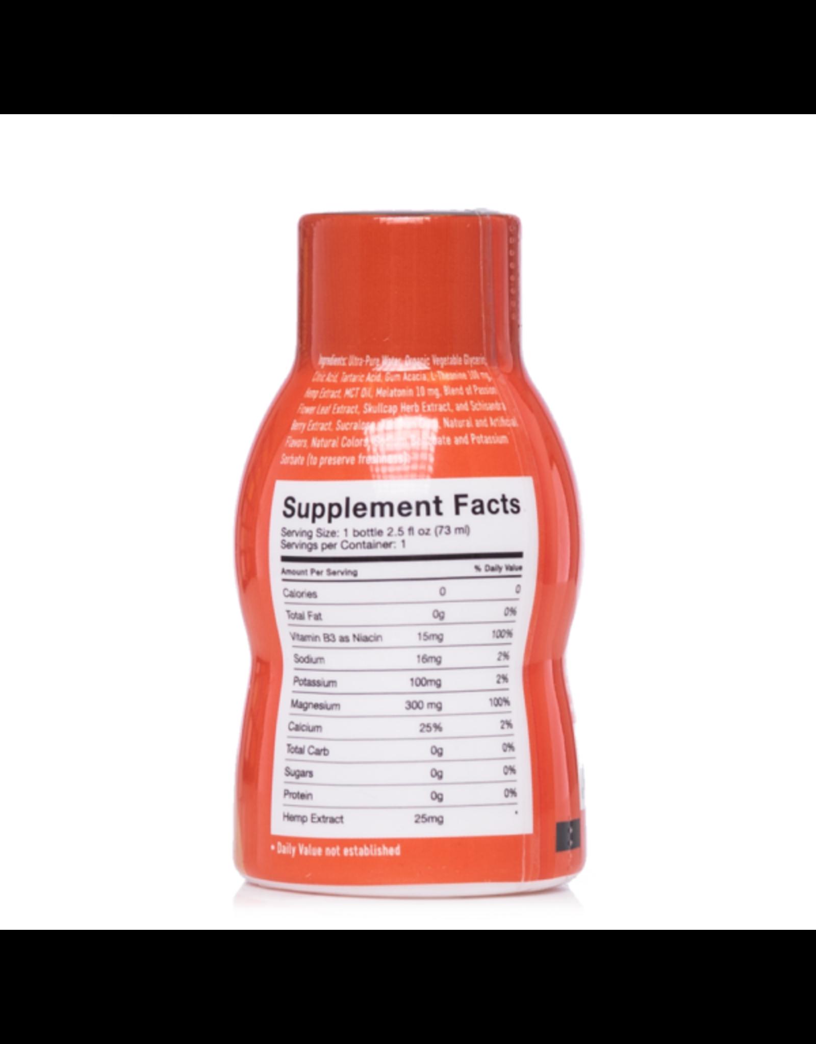 Koi Koi Peach Ice Tea Sleep-Aid Shot + Melatonin 25mg  2.5oz