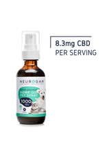 Neurogan Neurogan CBD Broad Spectrum Pet Oil 1000mg  2oz