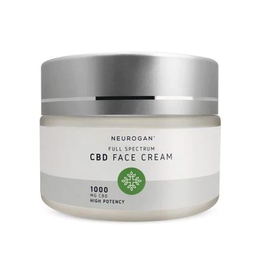 Neurogan Neurogan Full Spectrum CBD Face Cream 1000mg 1oz