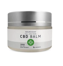 Neurogan Neurogan Full Spectrum CBD Balm 1000mg 30ml
