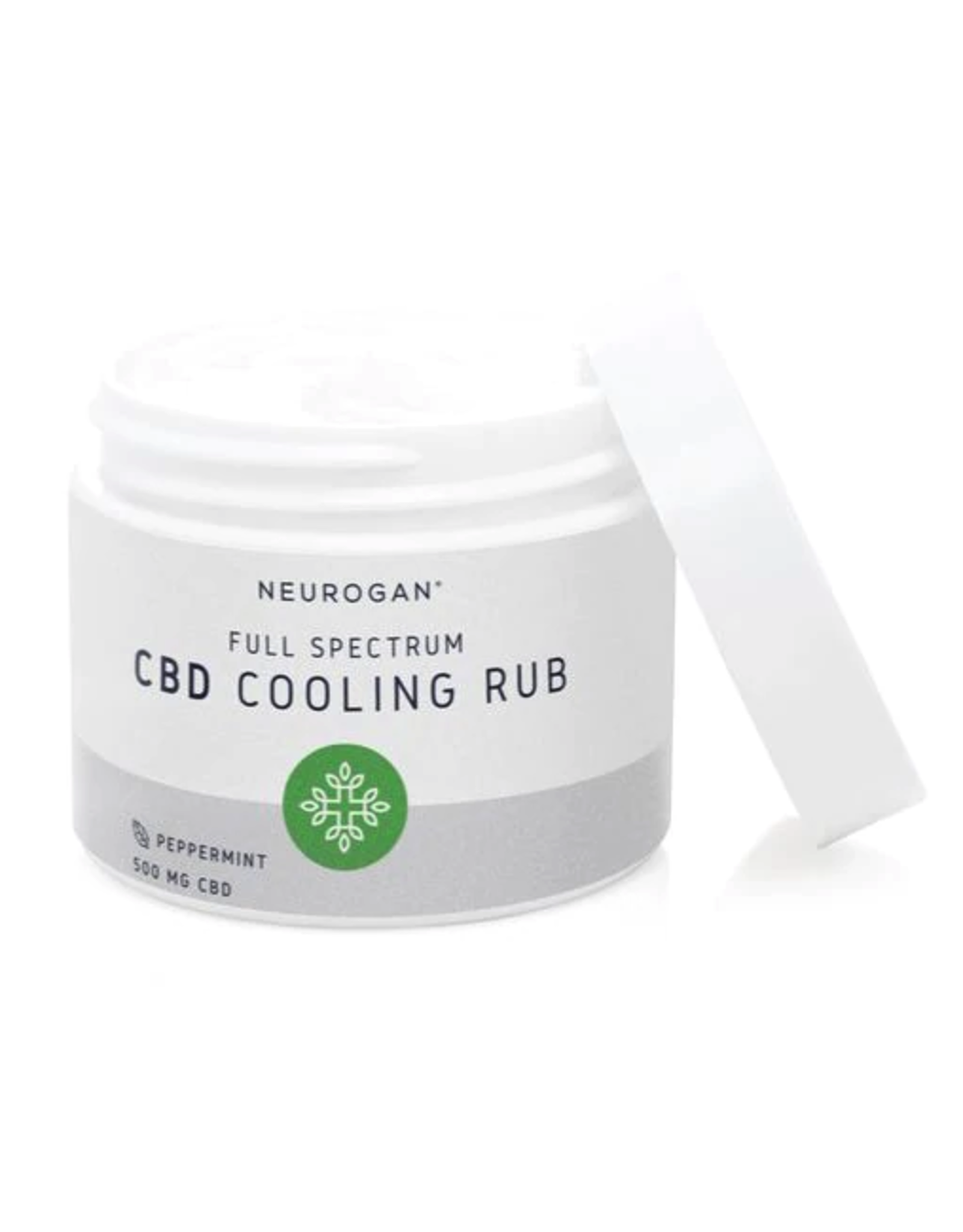Neurogan Neurogan Full Spectrum CBD Cooling Rub 500mg 2oz