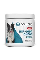 CBDMD CBDMD Hip and Joint Chews 300mg - Bacon 30ct