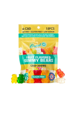 Sunset CBD Sunset CBD Sugar Free Gummies 300mg 15ct