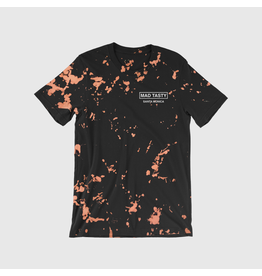 Mad Tasty Mad Tasty Black Grapefruit Tie Dye Tee X Large