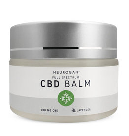 Neurogan Neurogan CBD Balm Full Spectrum 500mg 1oz