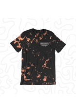 Mad Tasty Mad Tasty Black Grapefruit Tie Dye Tee Large
