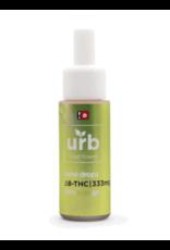 URB URB  Mango Nano Drops Delta 8 THC 333mg 30ml