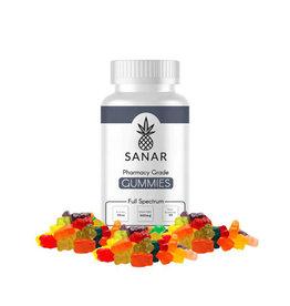 Sanar Sanar Full Spectrum Gummies 30mg 30ct