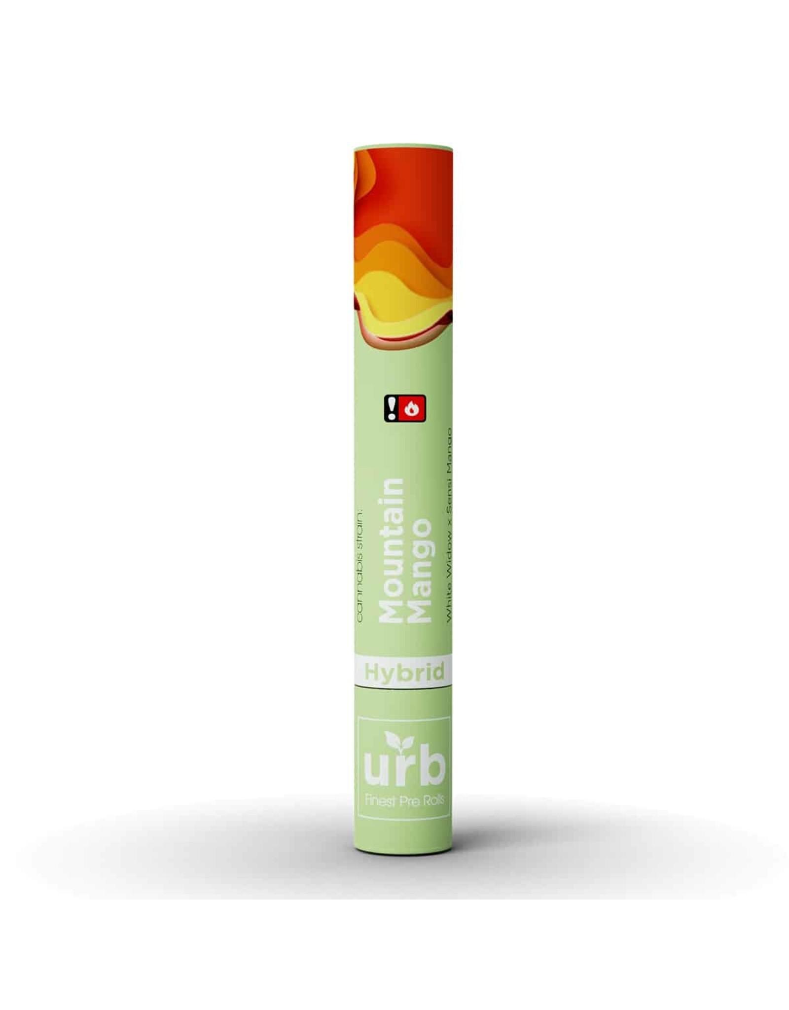 URB URB Mountain Mango Hybrid Pre-Roll 1gr