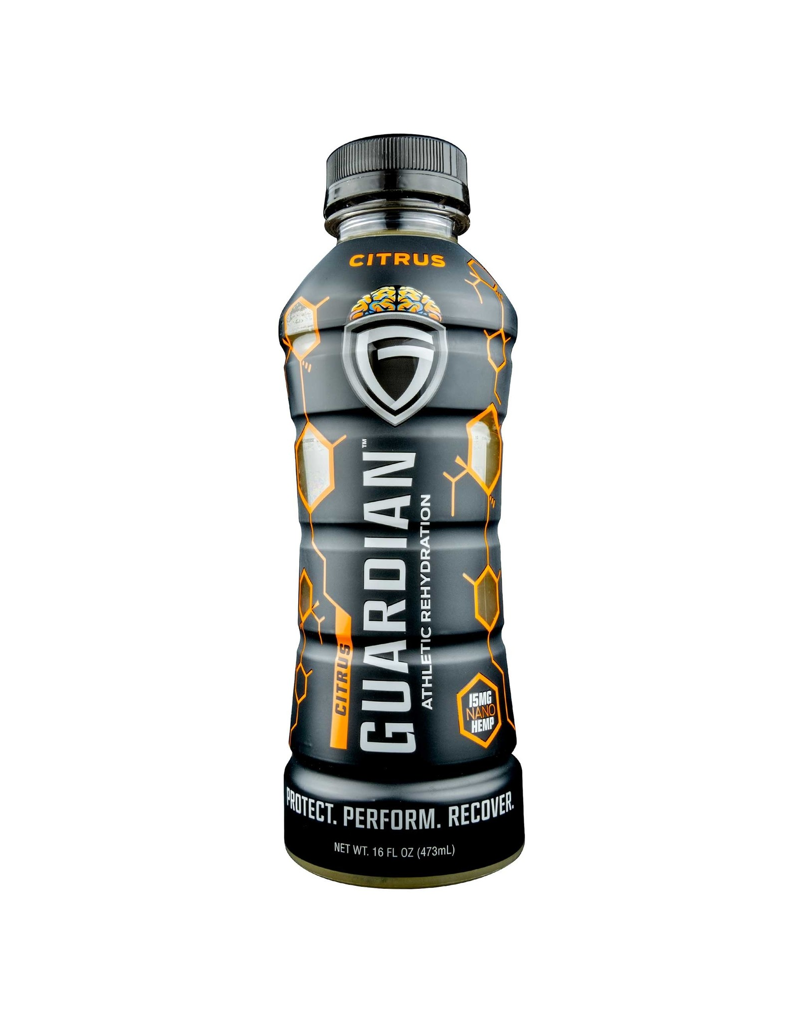 Guardian Guardian Rehydration 15mg Nano Hemp Citrus 16oz