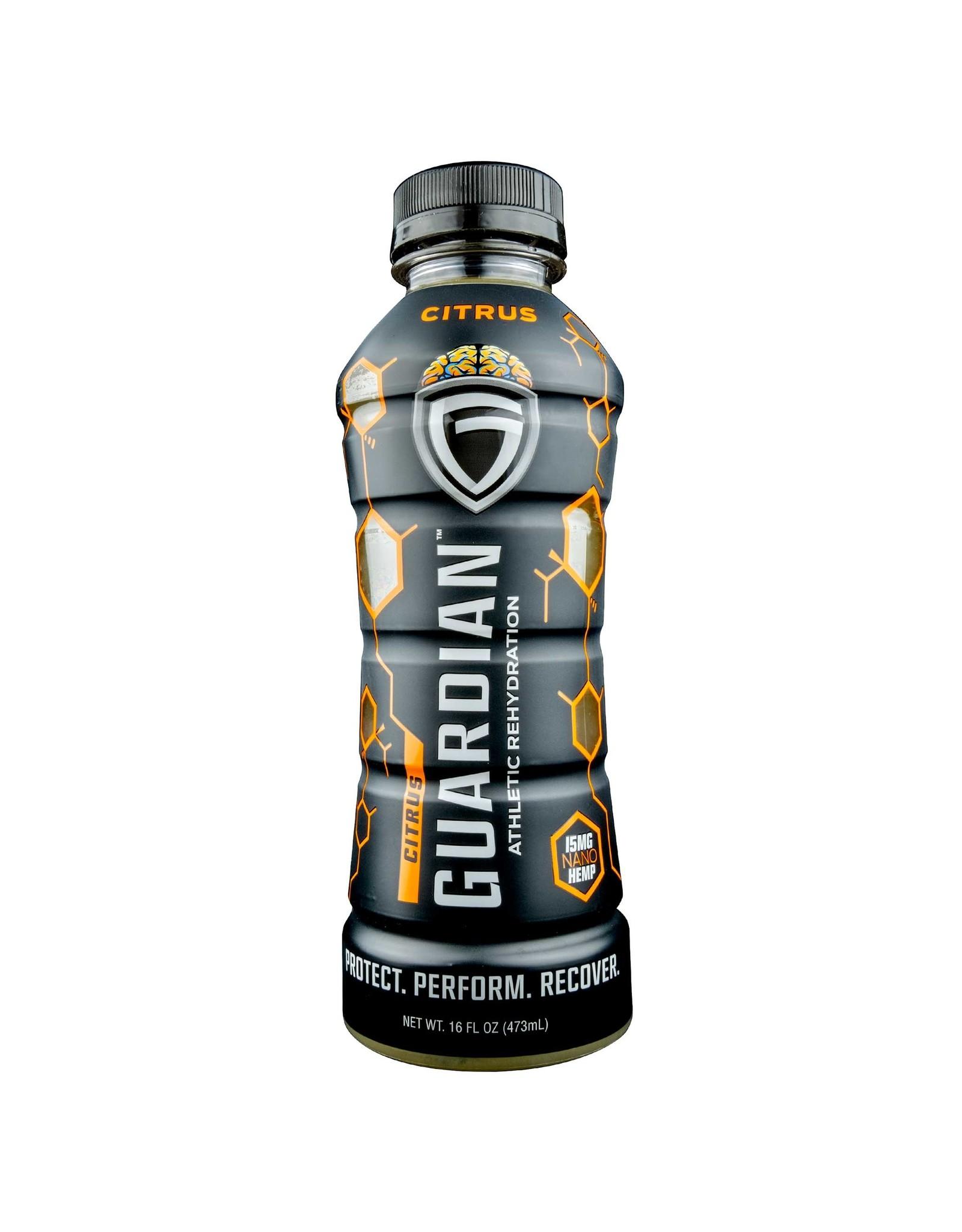 Guardian Guardian Rehydration 25mg Nano Hemp Citrus 16oz