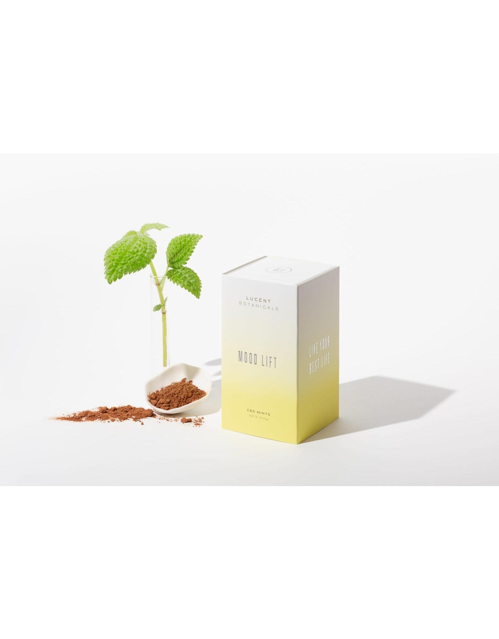 Lucent Botanicals Lucent Botanicals Mood Lift Mints 10mg 40ct