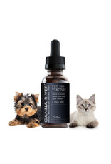 Canna River Canna River Broad Spectrum Bacon Small Pet 200mg 2oz