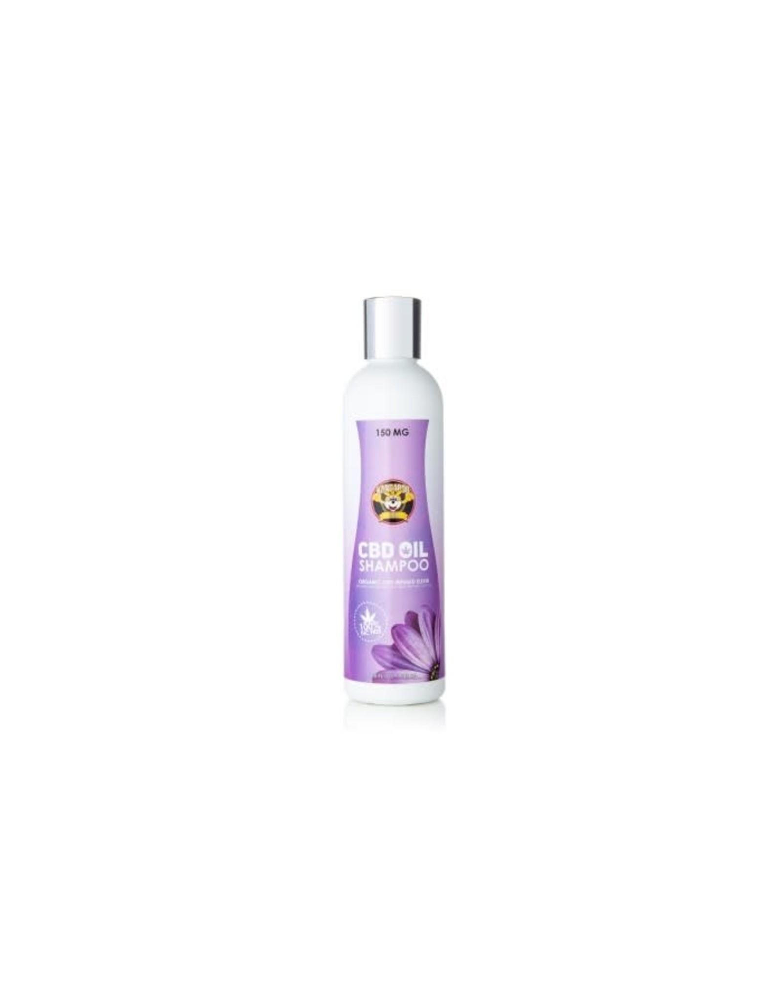 Kangaroo CBD Kangaroo CBD Oil Shampoo 150mg 8oz