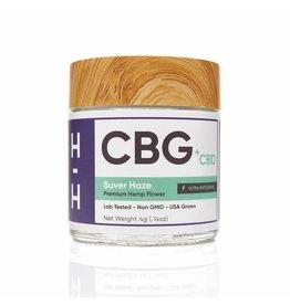 HHemp HHemp  CBG + CBD Suver Haze Sativa Flower 4gr
