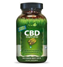 Irwin Naturals Irwin Naturals CBD Full Spectrum Sleep Soft Gels 30mg 60ct