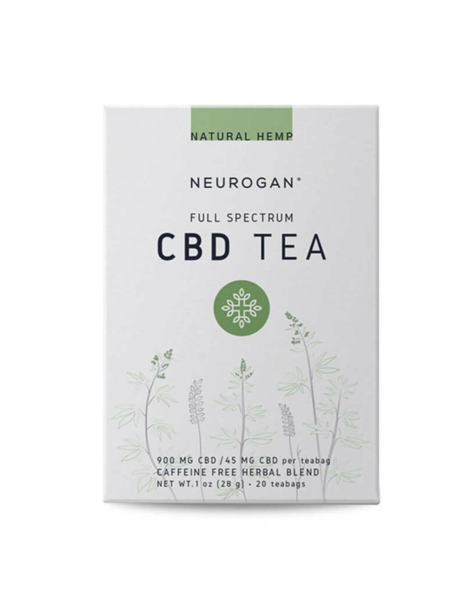 Neurogan Neurogan Full Spectrum CBD Tea 45mg 20ct