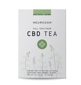 Neurogan Neurogan Full Spectrum CBD Tea 45mg 20ct