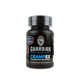Guardian Guardian Nano Hemp Crampex Gelcaps 600mg 30ct