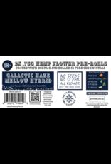 Apothecary Rx Apothecary Rx Delta 8 CBD Galactic Haze Pre-Roll 2ct 1.5gr
