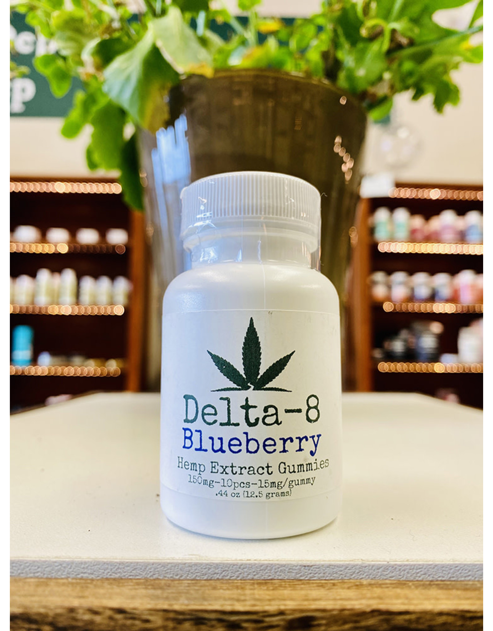 Dry Creek Dry Creek Delta 8 Blueberry Gummies 15mg 10ct