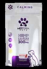Medterra Medterra CBD Pet Treats Bacon Flavor 10mg 30ct