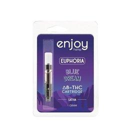 Enjoy Hemp Enjoy Hemp Delta 8 Blue Dream Sativa Cartridge 1gr