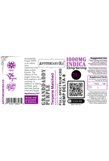 Apothecary Rx Apothecary Rx Delta 8 Granddaddy Purple Indica 1000mg 30ml