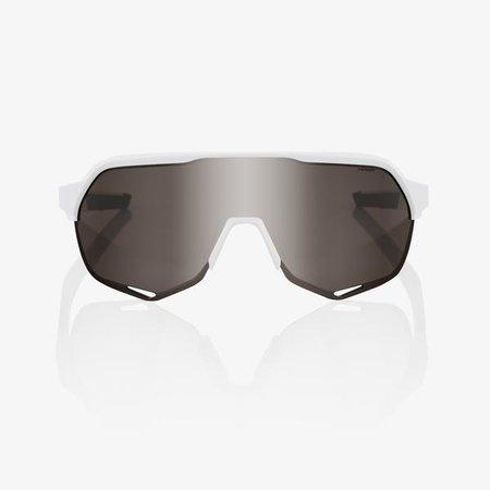 100% 100% Speedcraft S2 Soft Gold/HIPER Silver Mirror Lens