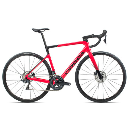 Orbea 2021 ORBEA ORCA  M20TEAM RED 47*UPGRADE* FSA CARBON HANDELBAR