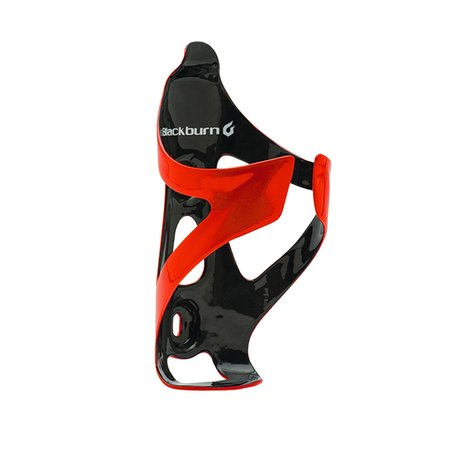 Blackburn Camber Carbon Bottle Cage - Bright Red Gloss