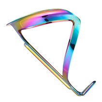 BOTTLE CAGE SUPACAZ FLY CAGE ALY OIL-SLICK