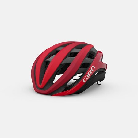 Giro Cycling Giro Aether MIPS Adult Road Bike Helmet - Matte Red/Dark Red Fade - Size M (55-59 cm)