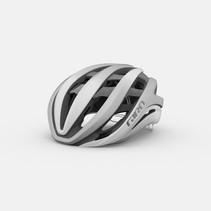 Giro Aether Road Bike Helmet - Matte White/Silver