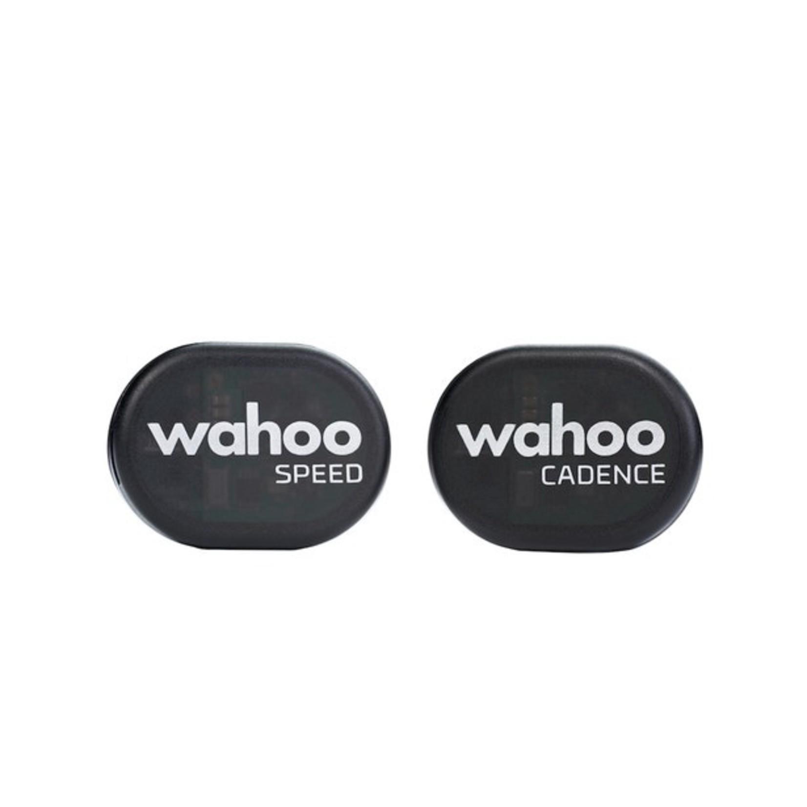 WAHOO Wahoo RPM Speed & Cadence Sensor Combo
