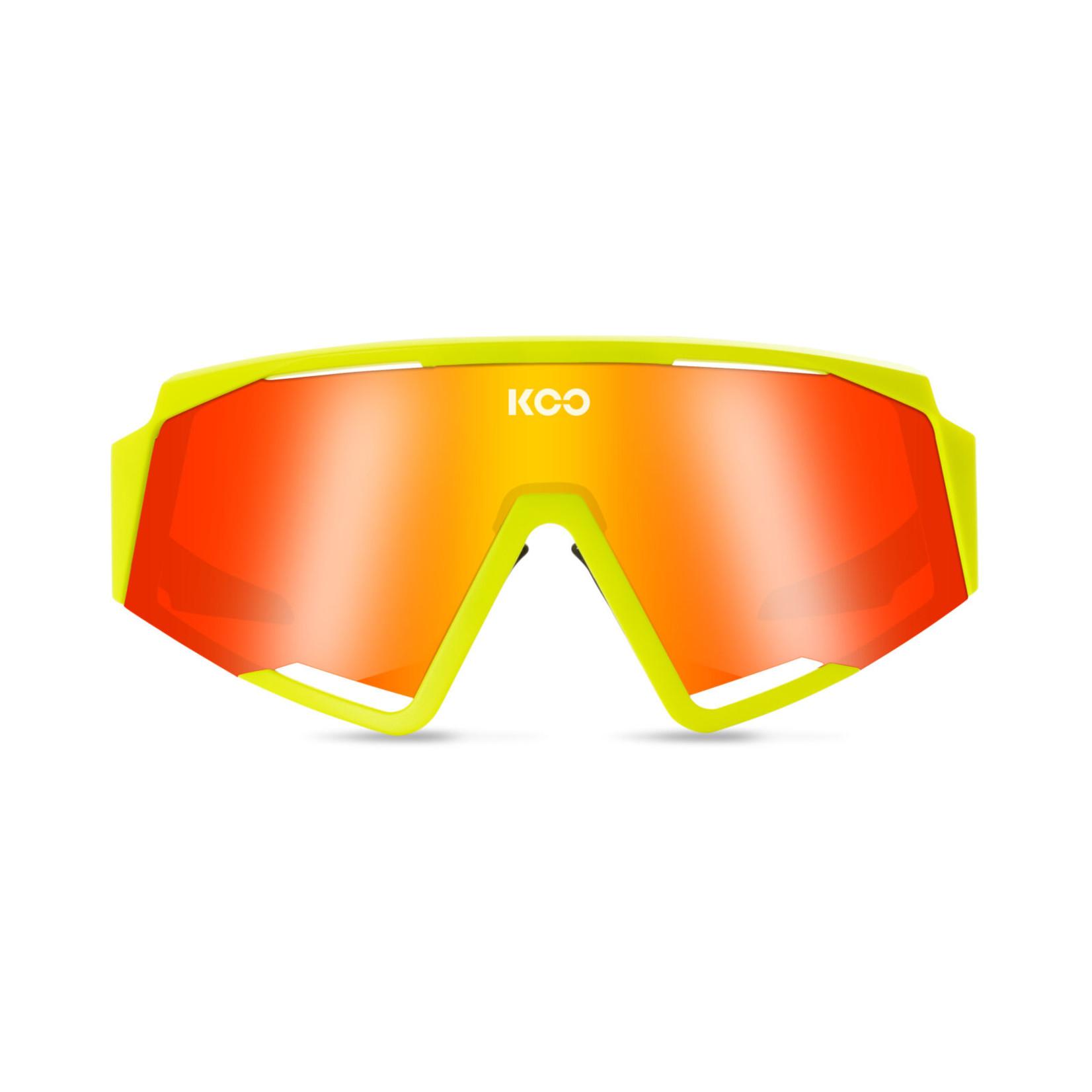 KOO KOO DEMOS-Yellow Fluo/Whiite