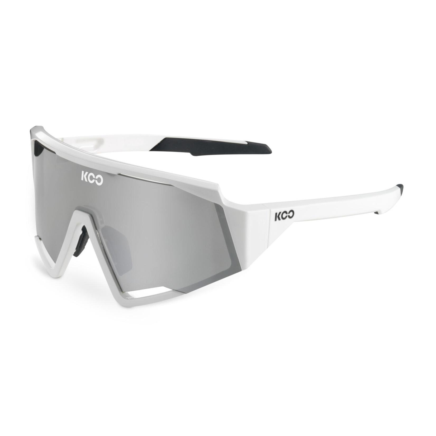 KOO SPECTRO - White/Silver UNI