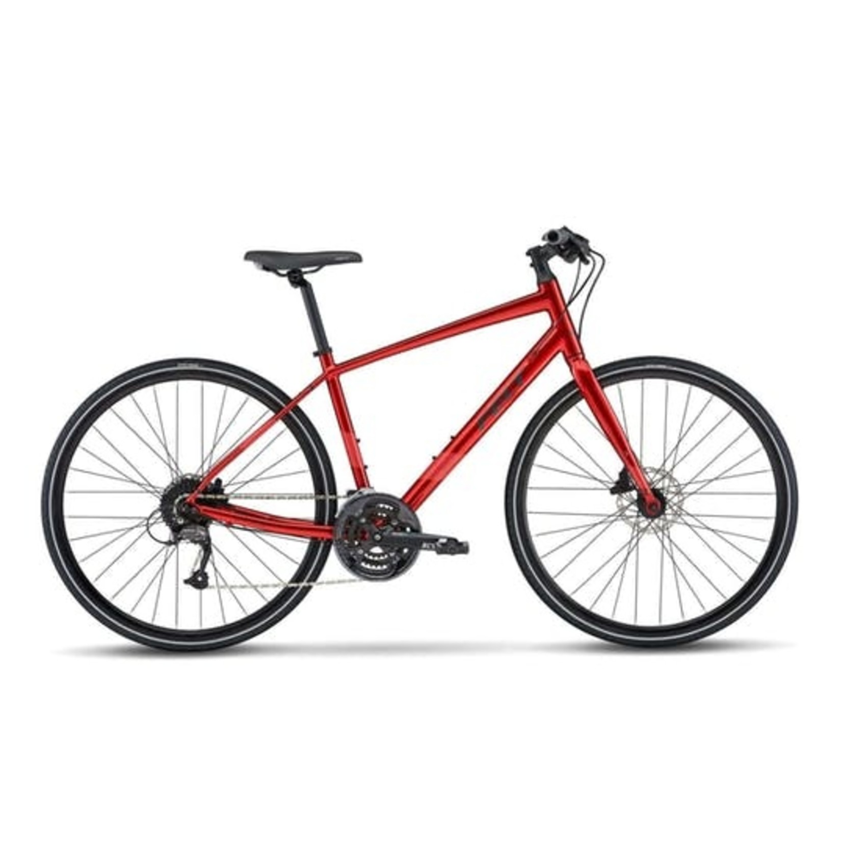 FELT Felt Verza Speed 40 Red XL 54 cm