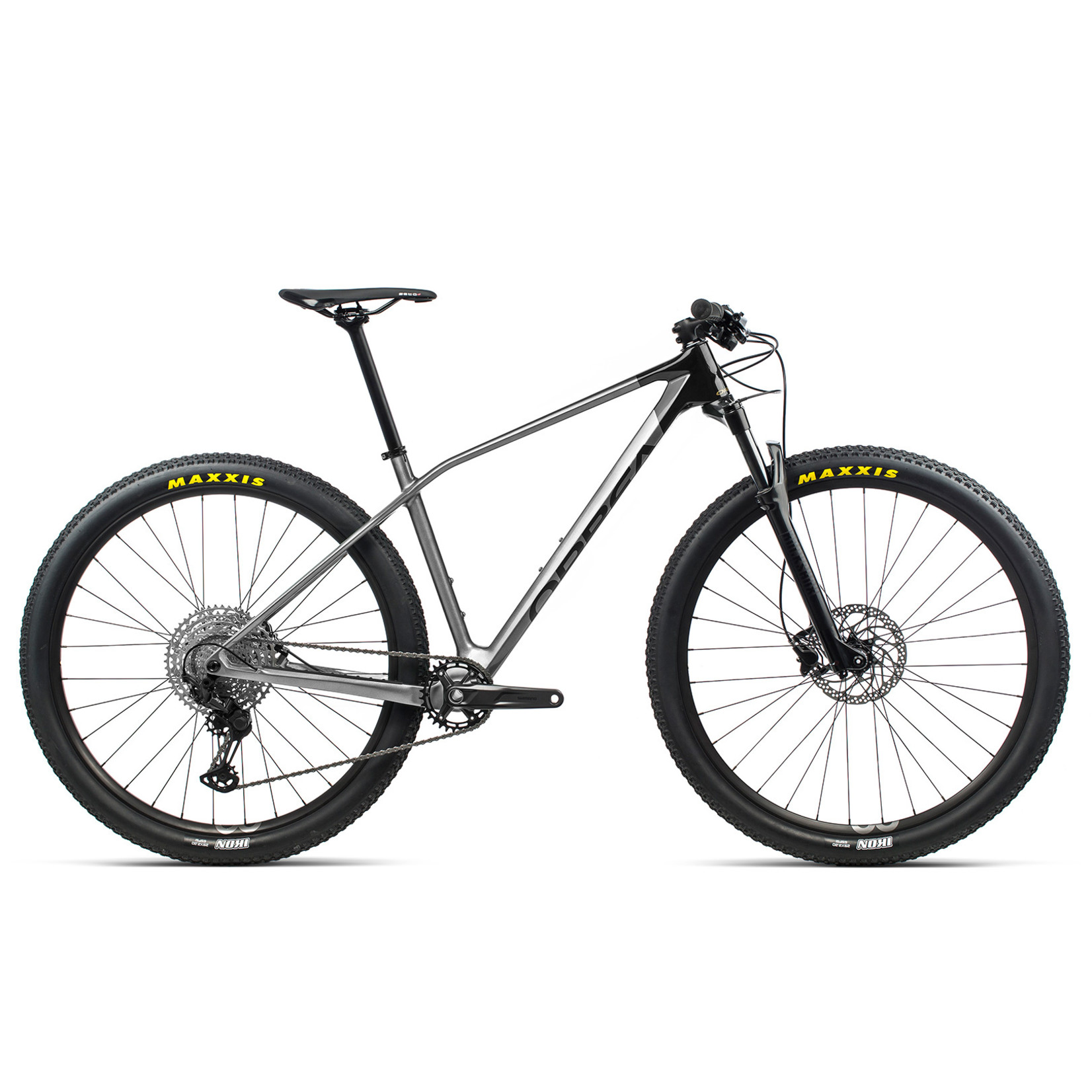 Orbea ORBEA ALMA M50 LARGE Anthracite Gliltter Black Gloss Coming Oct 2021