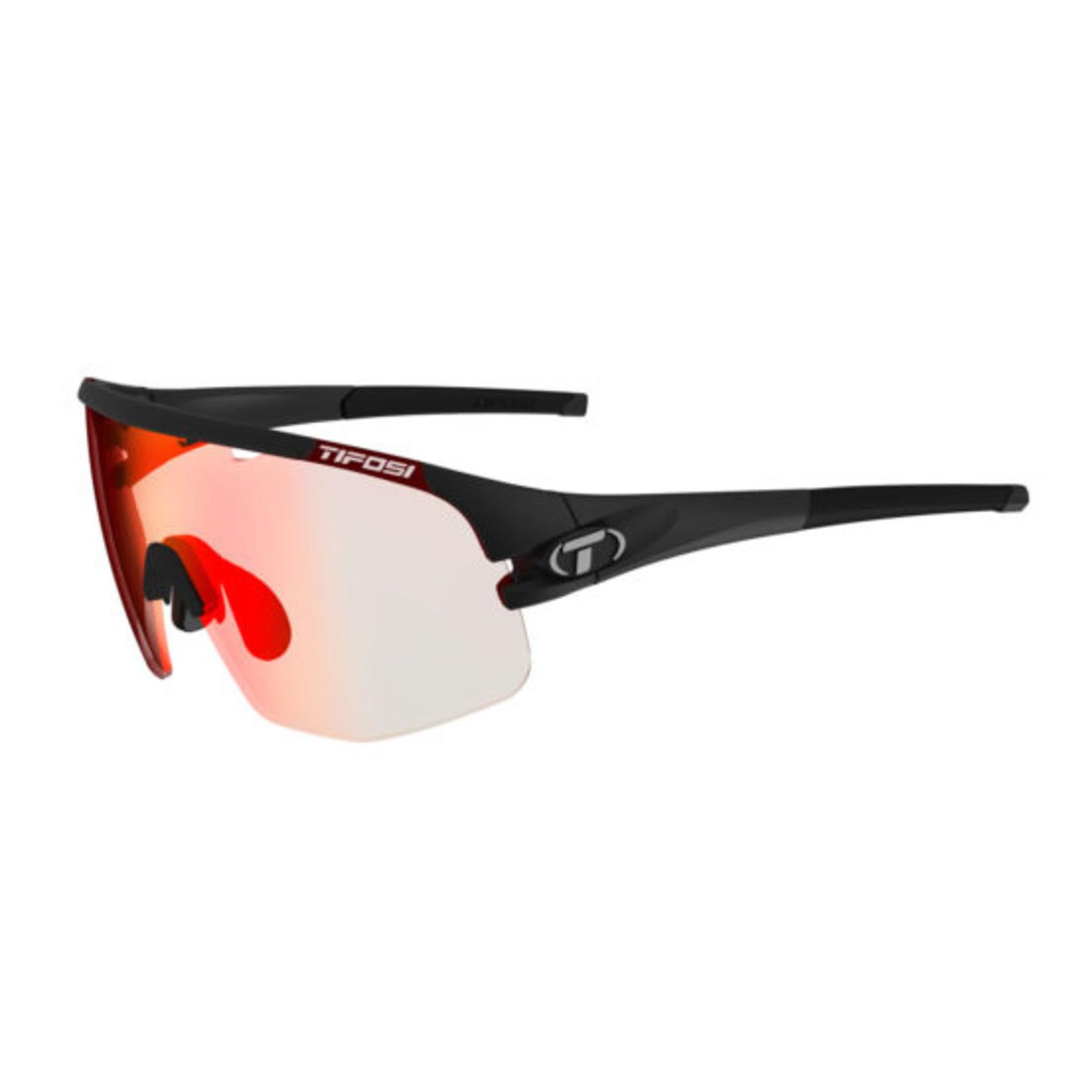 Tifosi Sledge Lite, Matte Black Fototec Sunglasses
